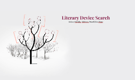 Literary Device Search