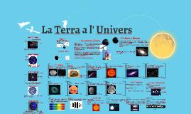 La Terra a l'Univers