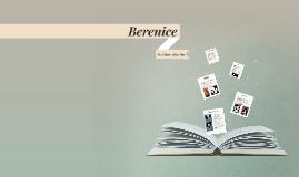 Berenice By Edgar Allen Poe