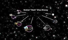 Walter Disney