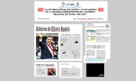 Copy of Gobierno de Alejandro Toledo