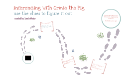Copy of Inferencing with Ormie