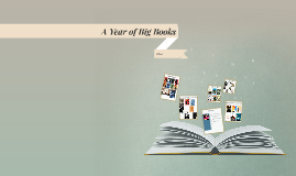 A Year of Big Books