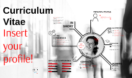 FREE TEMPLATE - Perfect Curriculum Vitae  by Paul Noble