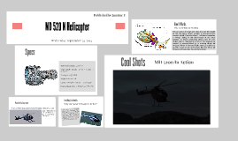 MD 520 N Helicopter