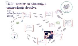 CEUD - Presentation