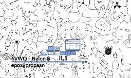 6VWO - orientatietoets Nylon & epoxypropaan