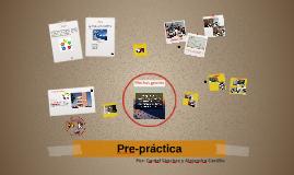 Pre-práctica