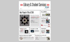 Library & Student Services Round-Up