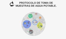 Copy of PROTOCOLO DE TOMA DE MUESTRAS DE AGUA POTABLE.