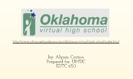 Oklahoma Virtual High School
