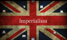 Imperialism - World History