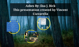 Ashes By: Ilsa J. Bick