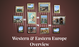 Western Europe Overview