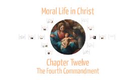 Moral Life in Christ