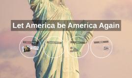 let america be america again pdf