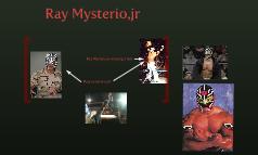 Ray Mysterio,jr