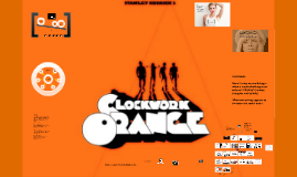 A Clockwork Orange analysis - Moral Panics and Violence
