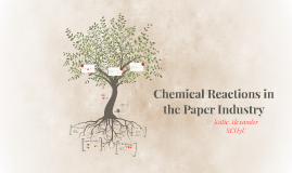 Copy of Chemical Reactions in the Paper Industry