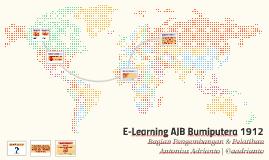 E-Learning AJB Bumiputera 1912
