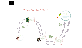 Peter Pan Book trailer