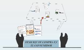 decision DE COMPRA EN EL CONSUMIDOR