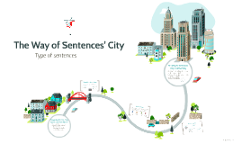 Copy of The way of Sentence's city