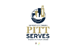 Pittserves RA Training 2018