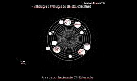 Área de conhecimento 03 - Educação (Gestão da Educação)