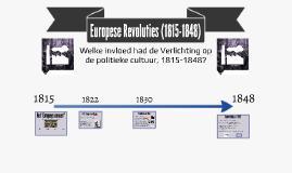 Europese Revoluties