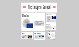 Copy of The European Council and Council of EU