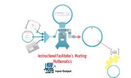 Instructional Facilitator's Meeting:
