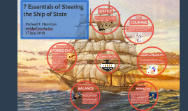 7 Essentials of Steering the Ship of State