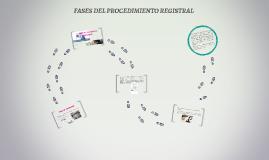 Copy of FASES DEL PROCEDIMIENTO REGISTRAL