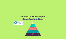 Copy of Position Papers