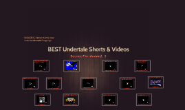 BEST Undertale Shorts & Videos