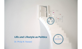 Life and Lifestyle as Politics