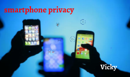 Copy of smartphone privacy