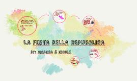 Copy of La Festa della repubblica