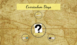Curriculum Days