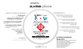 Copy of Convierte tu teléfono en botón de pánico