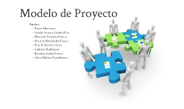 MODELO DE PROYECTO