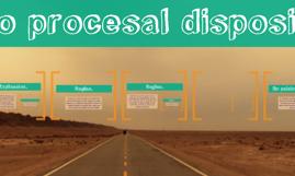 Derecho procesal dispositivo