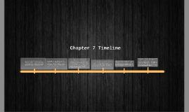 Chapter 7 Timeline