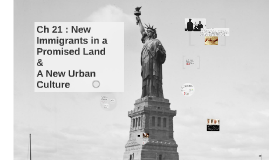 Ch 21 A New Urban Culture
