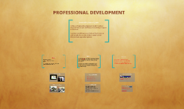Sustained Professional Growth