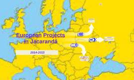 European Project in Jacarandá