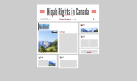 Niqab Rights in Canada