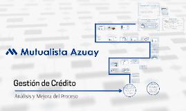 Análisis del Proceso de Crédito