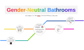 Gender-Neutral Bathrooms